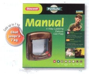 CHATTIERE PETSAFE N°320