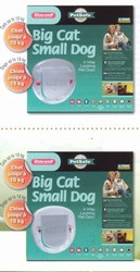 CHATTIERE PETSAFE N°270 et 280